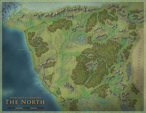 Fr Map The North 5e